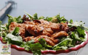 Fried Chicken 300x189 - Better than Fried Chicken & Sweet, Rich Sauce