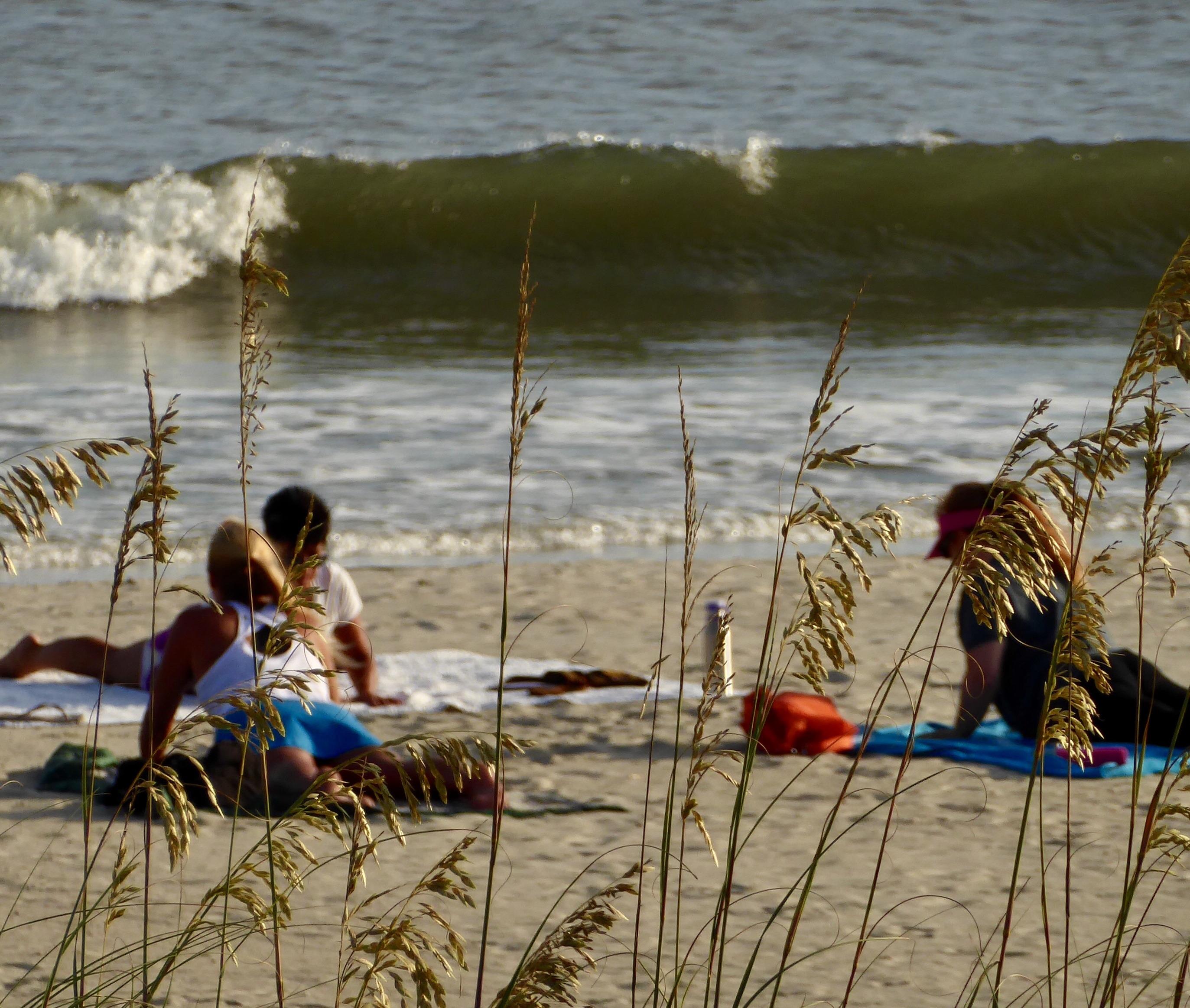 IMG 5534 - Yoga on the Beach